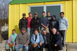 Habitants de la communauté Popesti